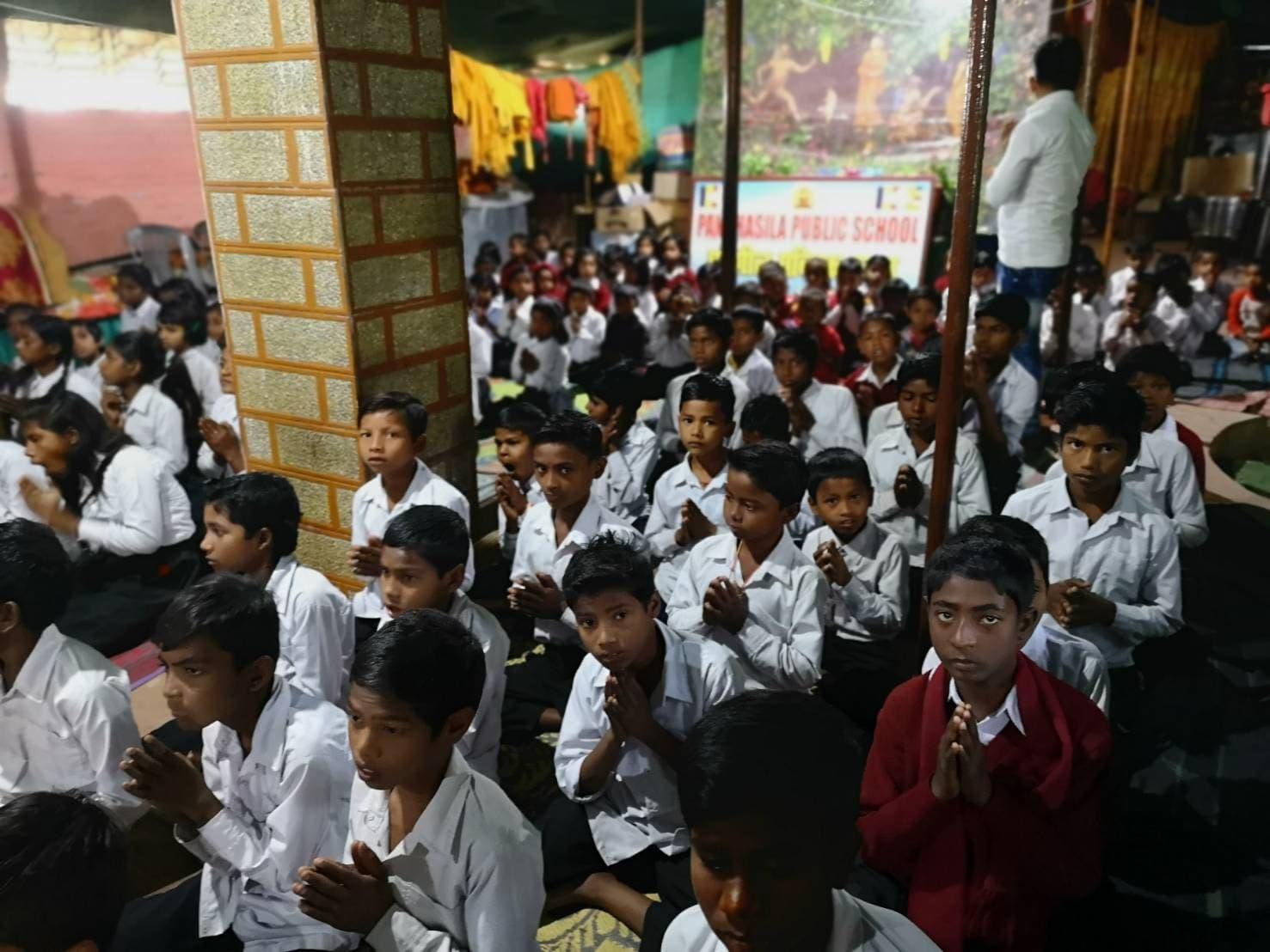 School charity project