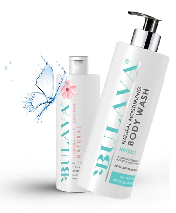 BULAVA body care products