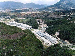 Xiamen China Master Plan