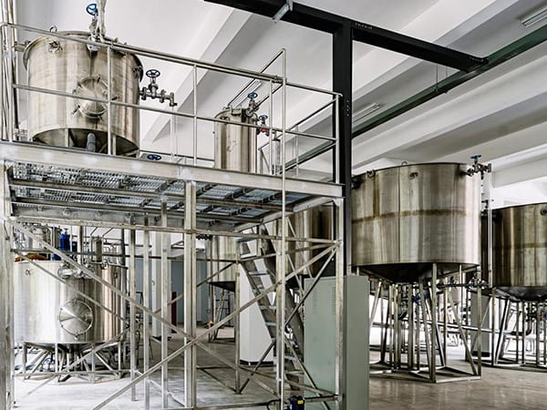 ANTINFEK production facility in China