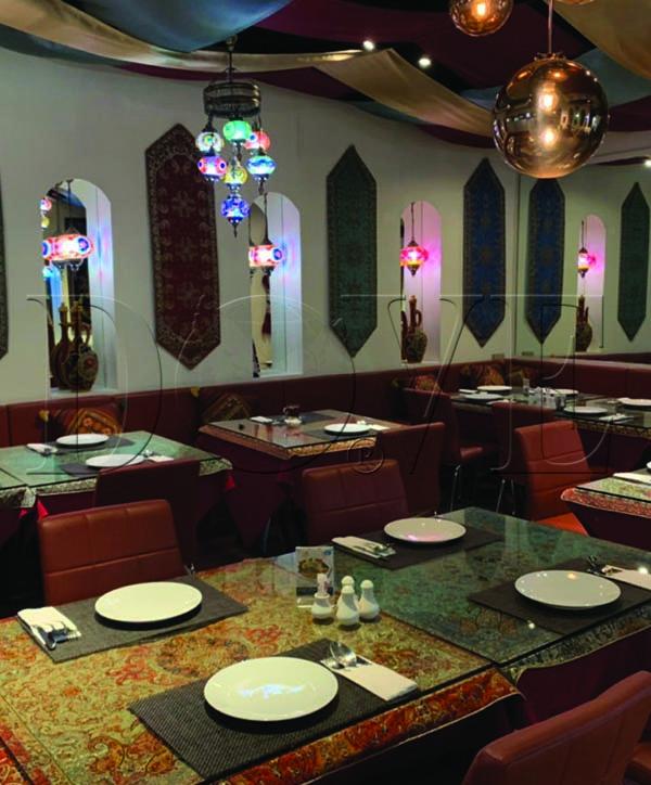 Persian House Restaurant in Bangkok