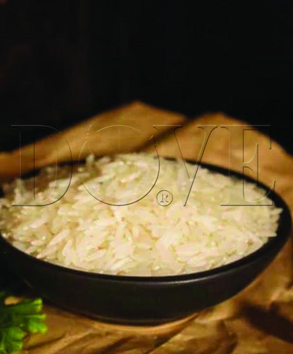 Organic Thai rice