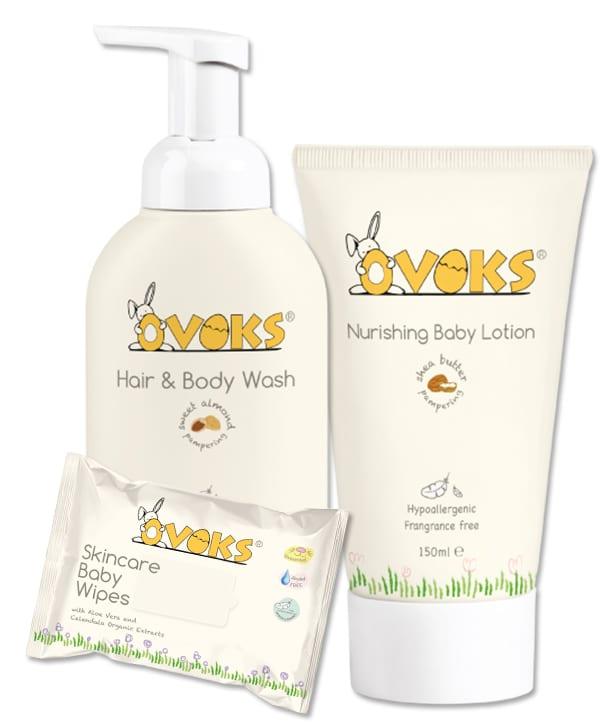 OVOKS Baby care